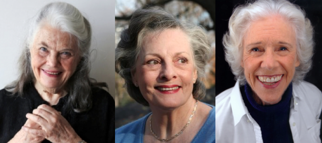 Lois Smith, Francis Sternhagen and Dana Ivey