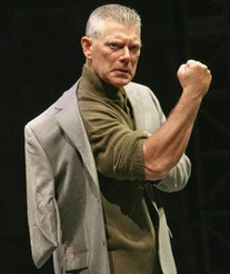 Roundabout Theater - Stephen Lang in Beyond Glory